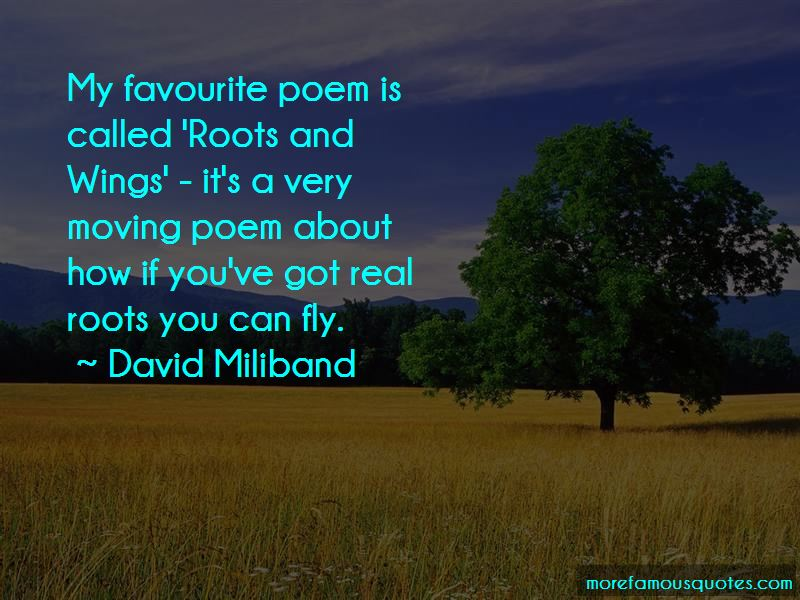 Quotes About Roots And Wings