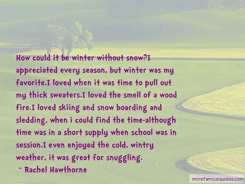 Quotes About Sledding In The Snow