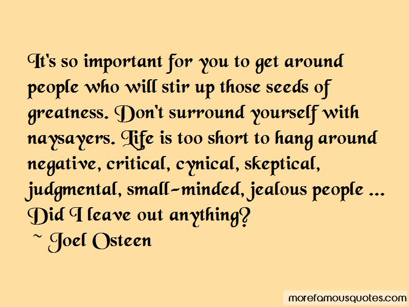 Those You Surround Yourself With Quotes Pictures 4