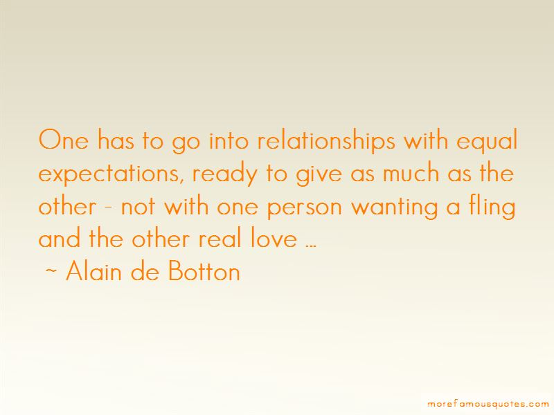 Quotes About Wanting One Person