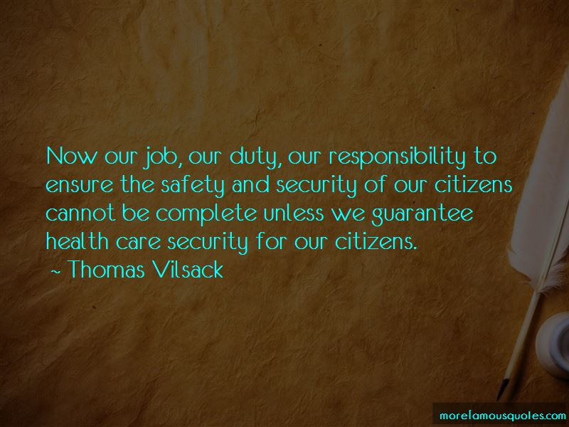 Safety Of Citizens Quotes Pictures 2