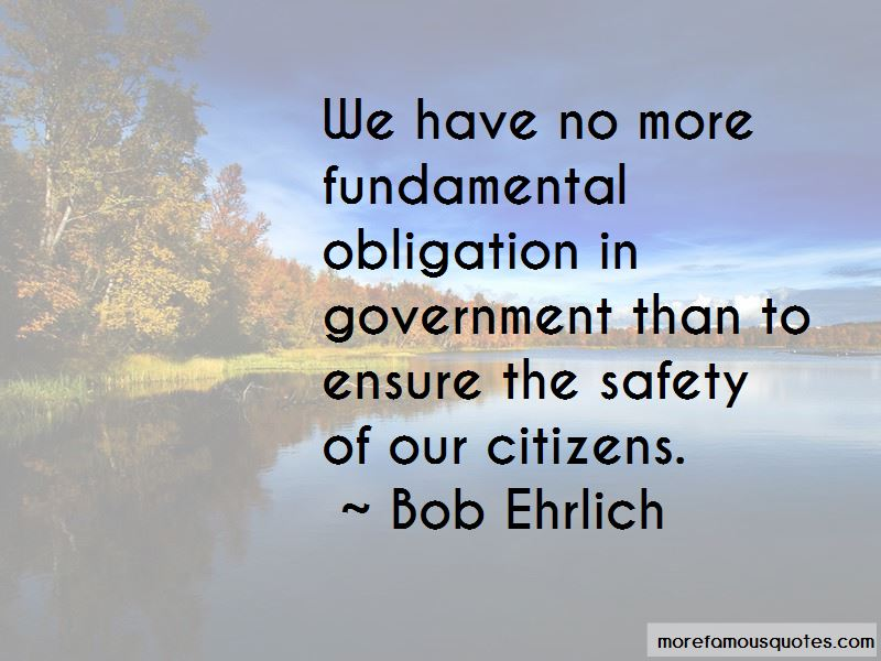 Safety Of Citizens Quotes Pictures 4