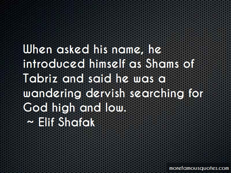 Shams Tabriz Quotes Pictures 3