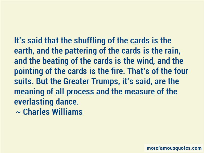 Shuffling Dance Quotes