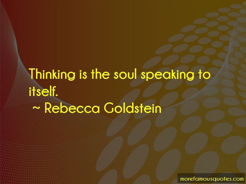 Soul Speaking Quotes Pictures 3