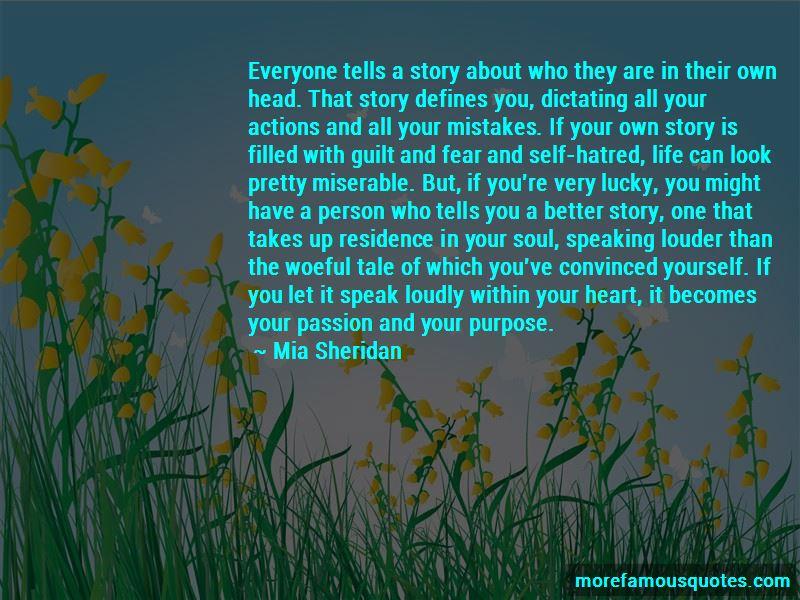 Soul Speaking Quotes