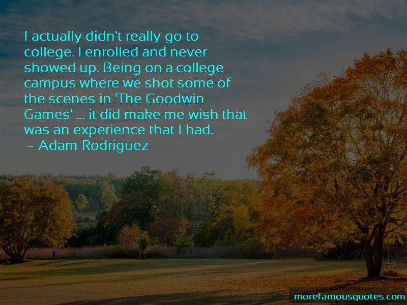 The Goodwin Games Quotes