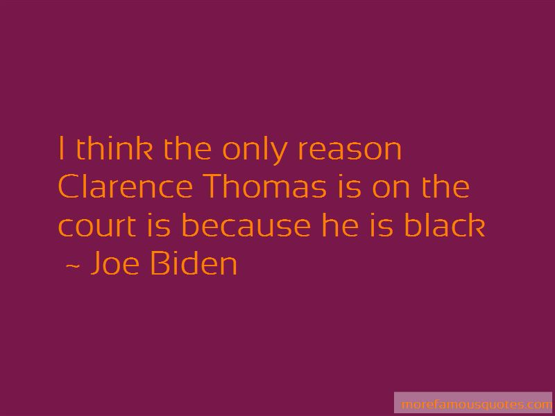 Thomas Clarence Quotes Pictures 2