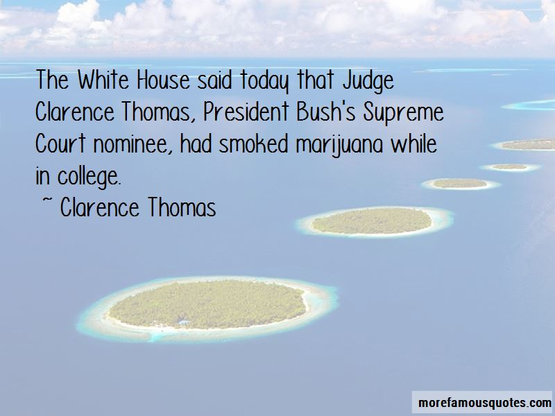 Thomas Clarence Quotes Pictures 3