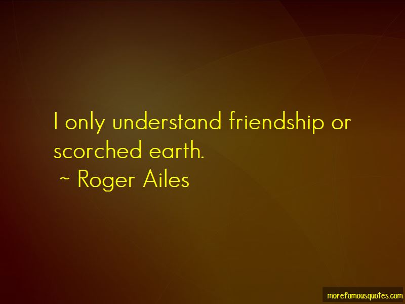 an understanding of friendship