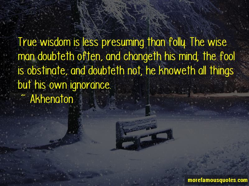Wise And Wisdom Quotes