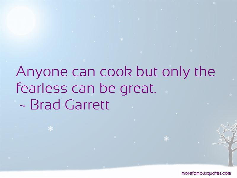 Anyone Can Cook Quotes