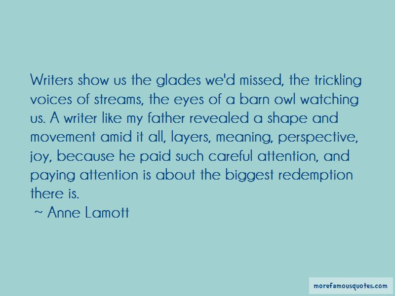 Barn Owl Quotes