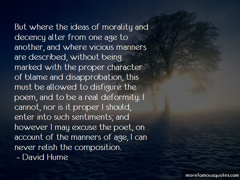 Decency And Morality Quotes Pictures 3
