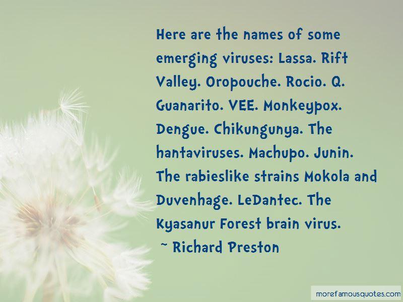 Dengue Virus Quotes Pictures 3