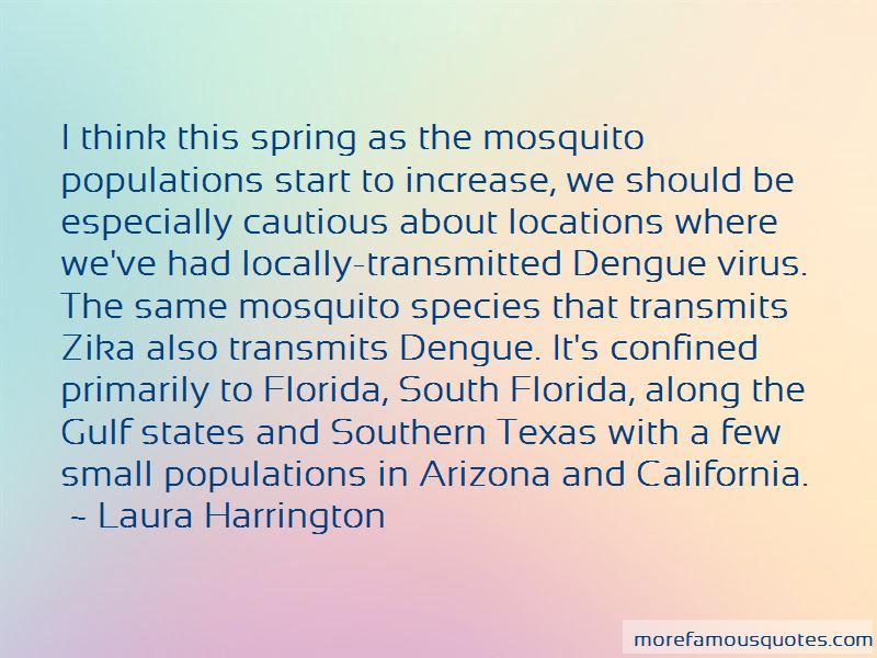 Dengue Virus Quotes
