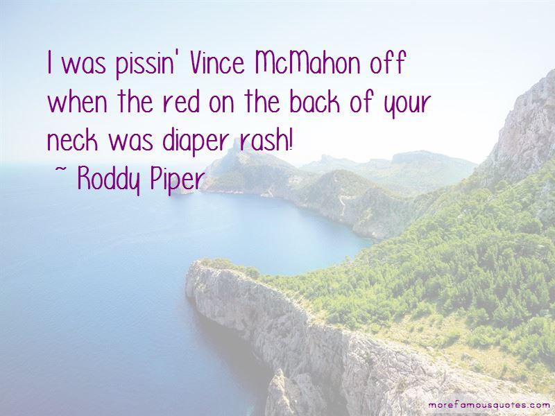 Diaper Rash Quotes