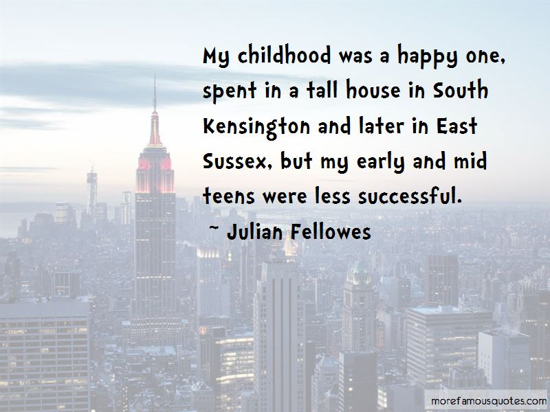 East Of Kensington Quotes