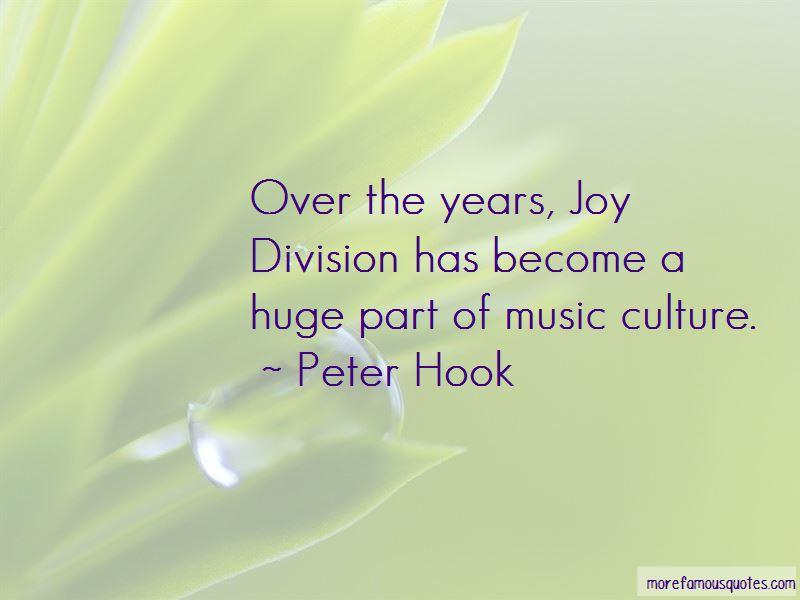 Joy Division Music Quotes