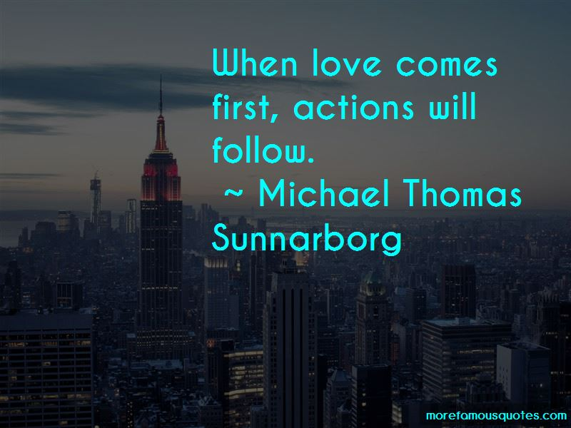 Love Comes First Quotes Pictures 2