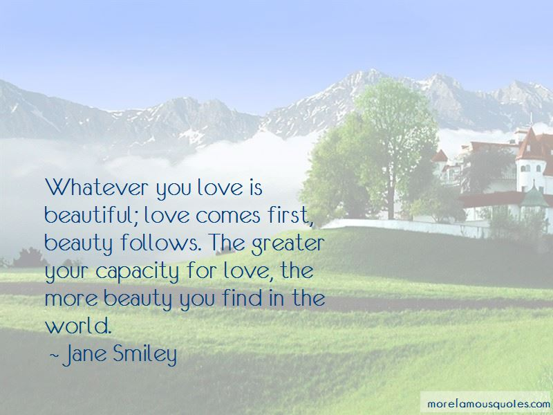 Love Comes First Quotes Pictures 4
