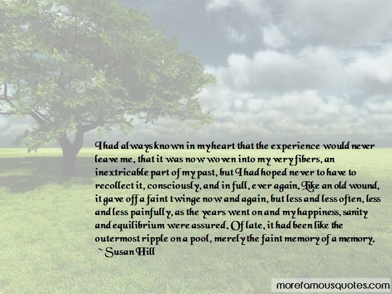 Old Wound Quotes Pictures 2