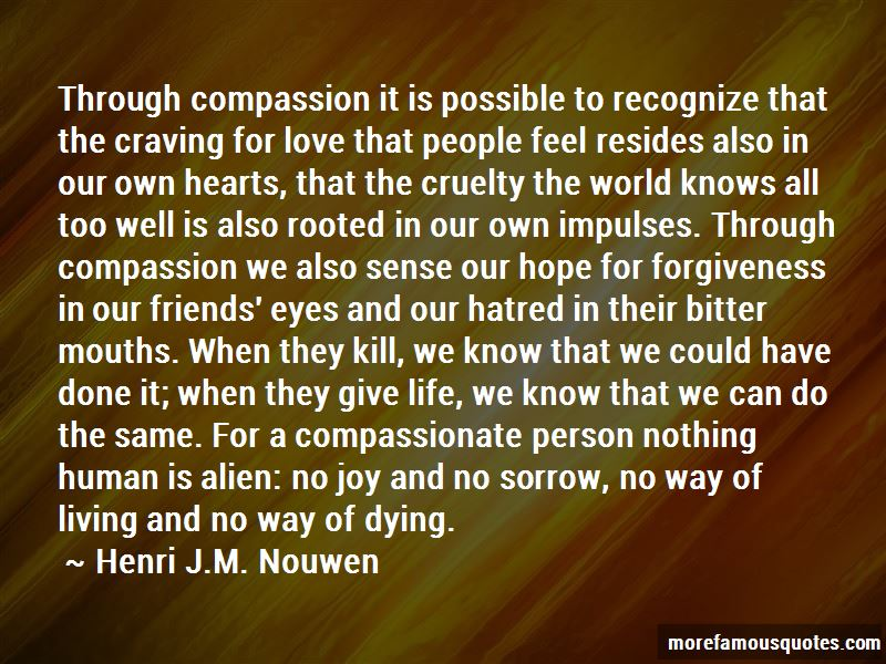 A Compassionate Person Quotes Pictures 4