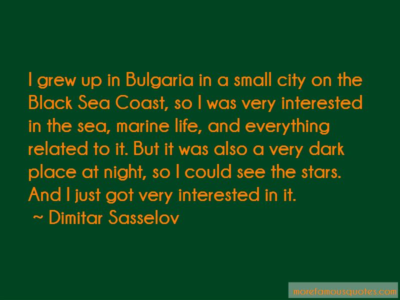 Quotes About A Small City