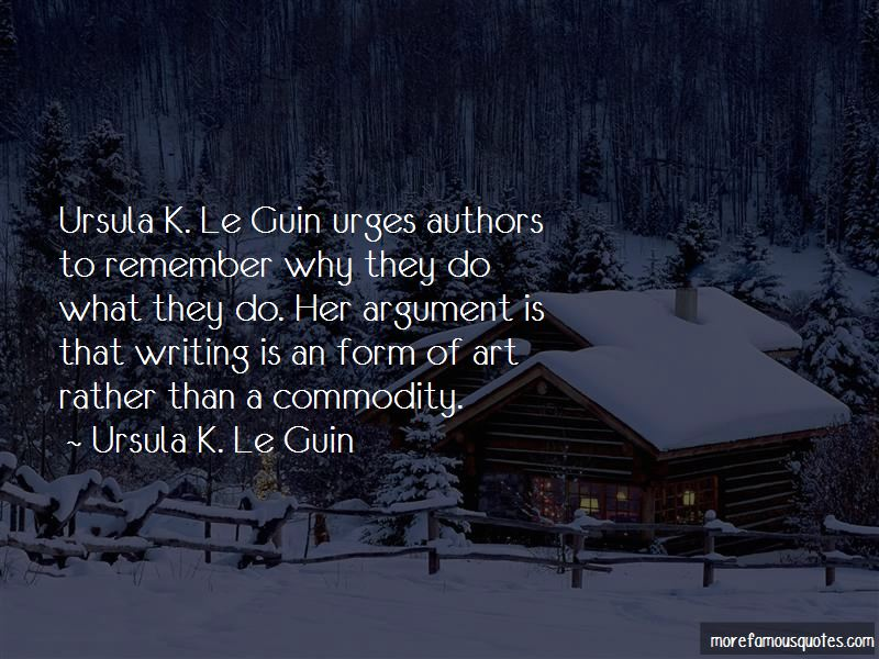 Quotes About Argument Writing