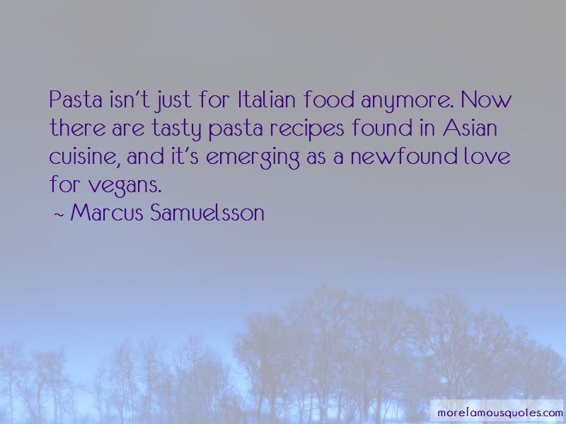 Quotes About Asian Cuisine