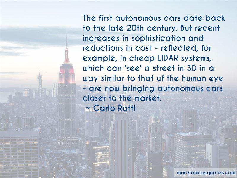 Autonomous Cars Quotes Pictures 2