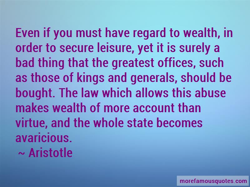 Quotes About Avaricious