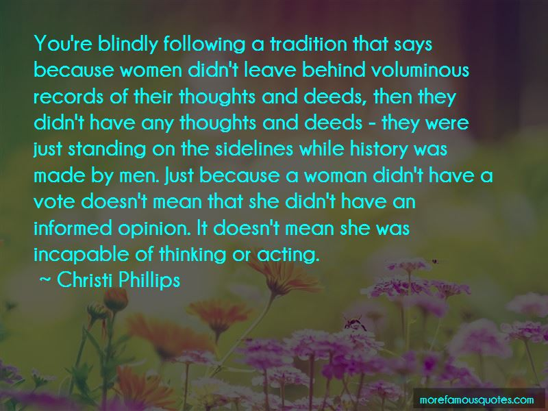 Blindly Following Quotes Pictures 4