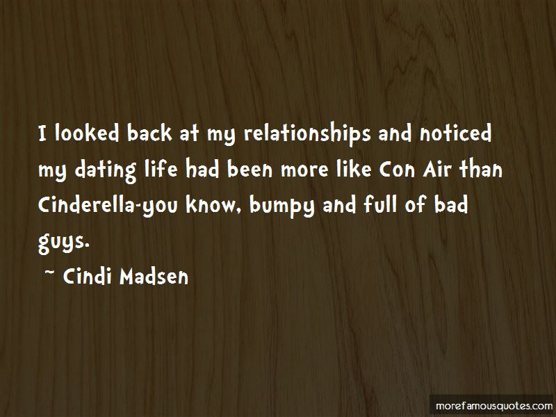 Quotes About Bumpy Relationships