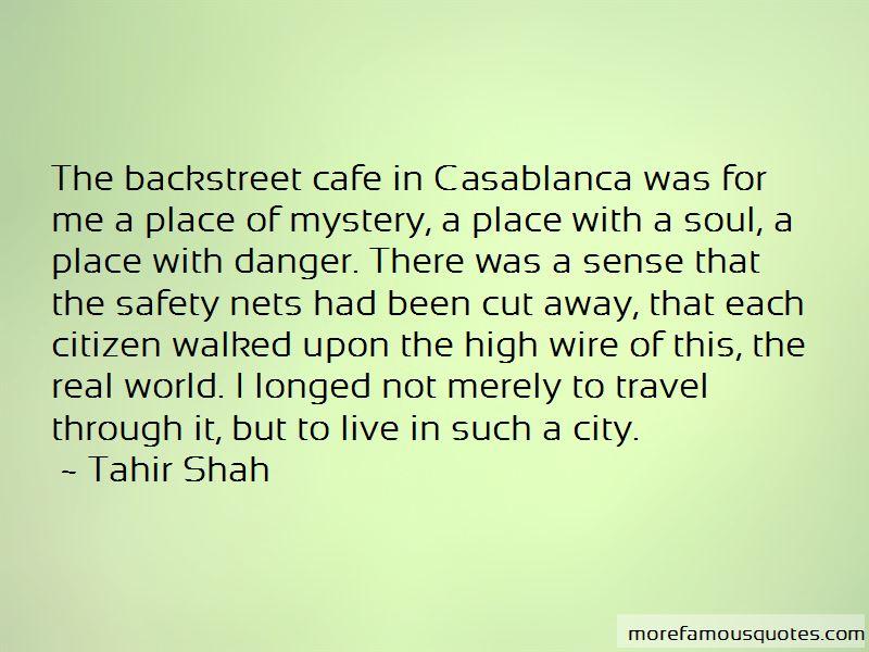 Quotes About Casablanca City