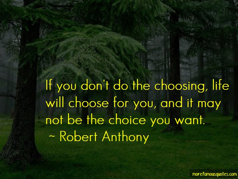Quotes About Choosing Life