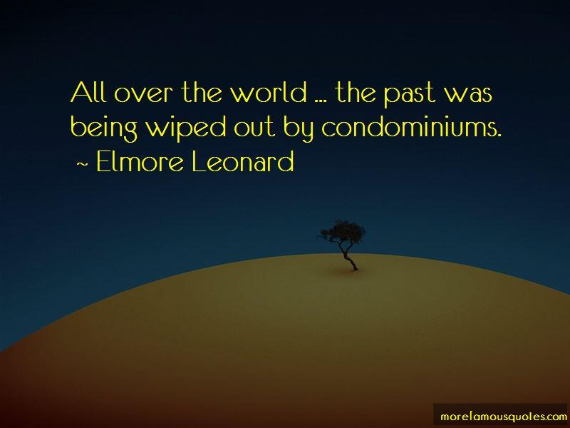 Quotes About Condominiums