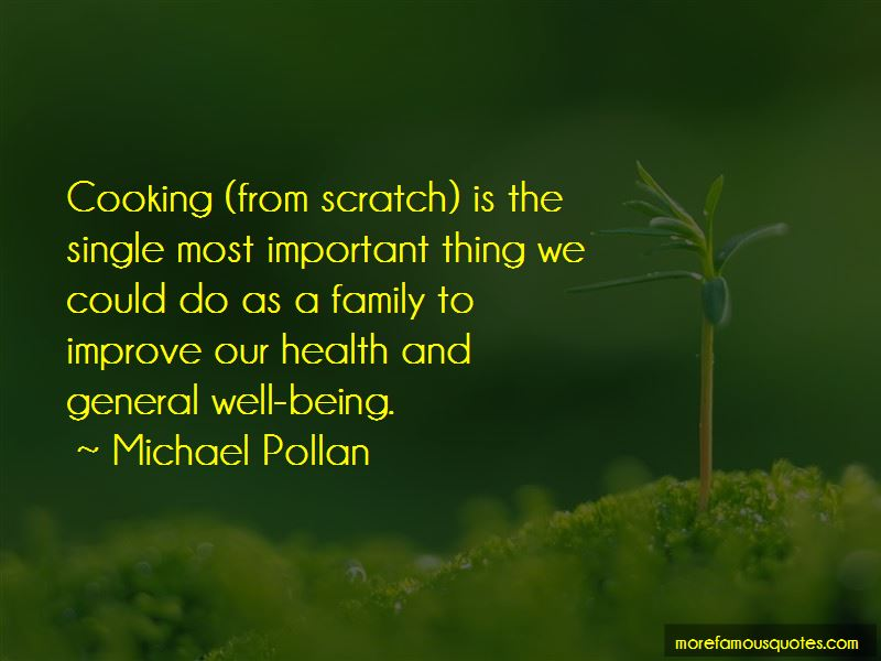 Cooking And Family Quotes Pictures 4