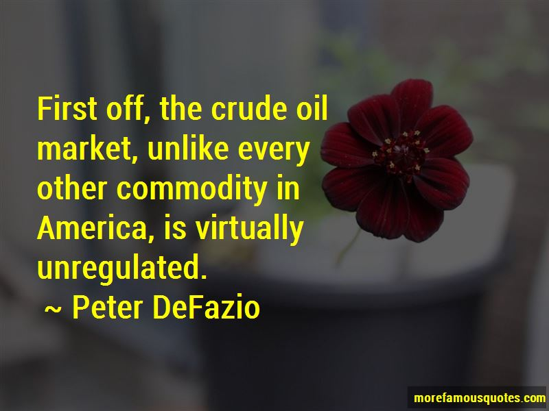 Quotes About Crude Oil