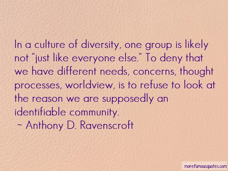 Diversity And Culture Quotes Pictures 2