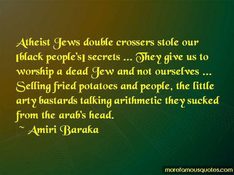 Quotes About Double Crossers