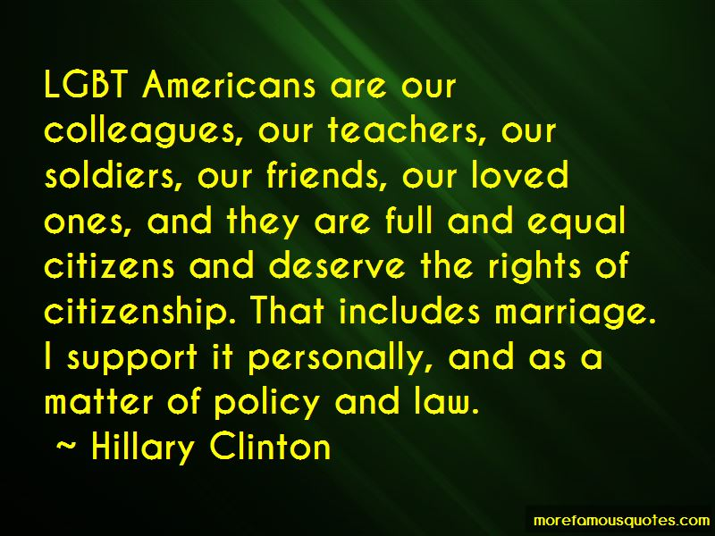 Equal Marriage Rights Quotes Pictures 2
