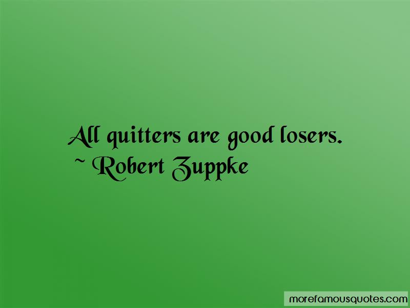 Quotes About Good Losers