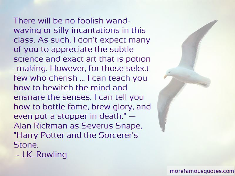 Quotes About Harry Potter And The Sorcerer's Stone