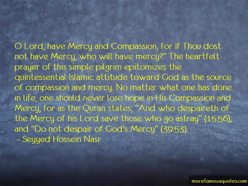 Quotes About Hope From The Quran