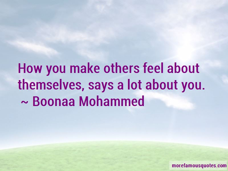 How You Make Others Feel Quotes Pictures 2