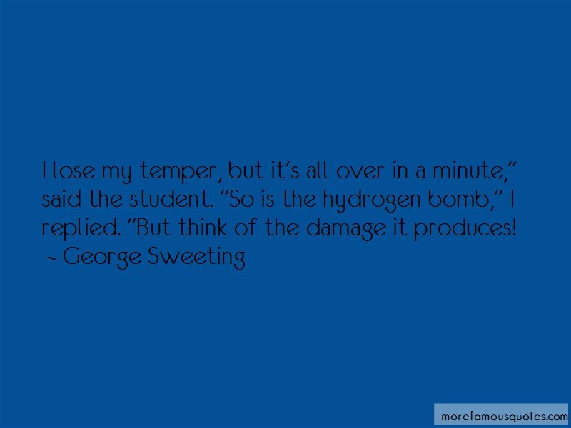 Quotes About Hydrogen Bomb