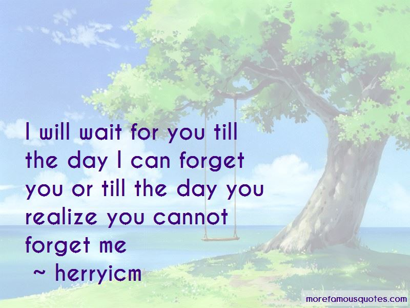 I Will Wait For You Quotes Pictures 3