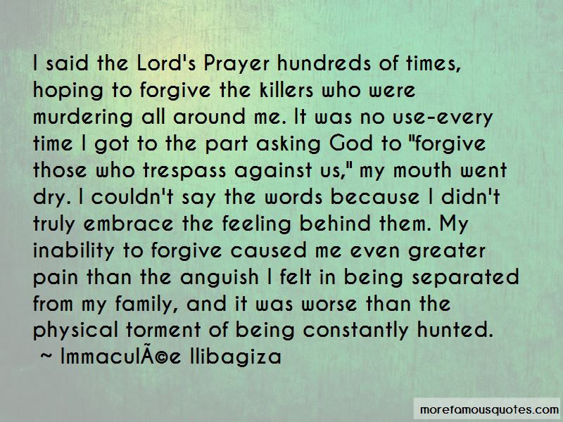 Quotes About Inability To Forgive