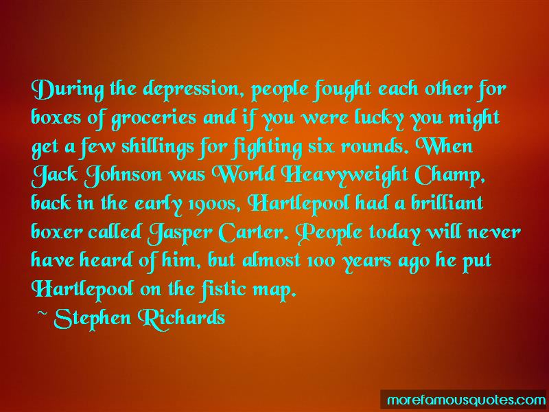 Quotes About Jack Johnson Boxer